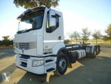 Camion Renault polybenne occasion