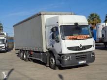 Camion rideaux coulissants (plsc) occasion Renault Premium 370.26