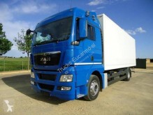 Camion fourgon occasion MAN