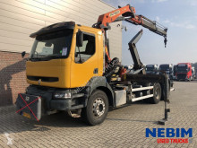 Camion polybenne Renault Kerax 370