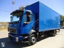 Used box truck Volvo