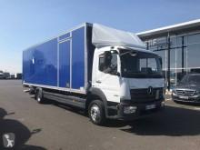 Ciężarówka Mercedes Atego 1218 NL furgon używana