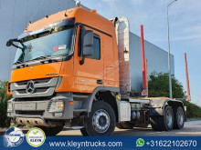 Camion second-hand Mercedes Actros 3346
