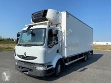 Used multi temperature refrigerated truck Renault Midlum 220.12