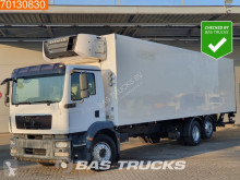 Used mono temperature refrigerated truck MAN TGM 26.340