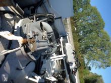 Camion MAN TGS 28.400 aspirateur accidenté