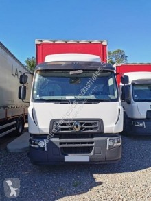 Camion Renault Gamme D WIDE 320.19 DXI obloane laterale suple culisante (plsc) second-hand