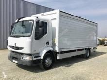 Used beverage delivery box truck Renault Midlum 180.14