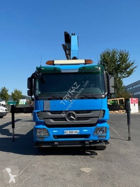 Voir les photos Camion Mercedes Actros 2544