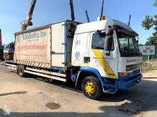 Camión Camion DAF 45.150 Ti - VLOEISPECIE / CHAPE WAGEN - MANUAL - 286.000km - INSTALLATIE MET 4 CILINDER DIESEL MOTOR