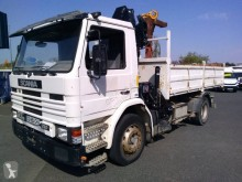 Scania M 93M210 truck used construction dump