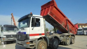 Mercedes truck used tipper
