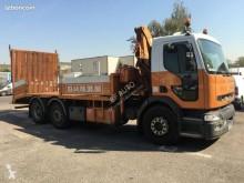 Camion trasporto macchinari usato Renault Premium 320.26