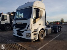 Camion sasiu second-hand Iveco Stralis 260 S 46