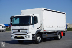 Ciężarówka firanka nc MERCEDES-BENZ - ATEGO / 1218 / EURO 6 / BURTO-FIRANKA