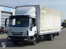 Camión lona corredera (tautliner) Iveco Eurocargo 80E18*Euro5 EEV*LBW*Schalter*