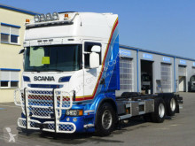 Camion Scania R 500*Retarder*Euro 5*Liftachse*Bullfänger*560* châssis occasion