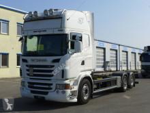 Ciężarówka podwozie Scania R 560*Euro 5*Retarder*Topline*AHK*Kühlbo