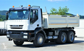Iveco Trakker 450 Kipper+Bordmatic 5,00m*6x4 !! truck used tipper