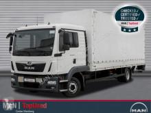 Vrachtwagen met huifzeil MAN TGL 12.220 4X2 BL