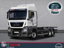 Camion MAN TGX 26.460 6X2-2 LL BDF Standard 7,15 + 7,45 châssis occasion
