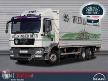 MAN TGM 22.290 6X2-4 LL Getränkewagen LKW gebrauchter Pritsche Getränkewagen