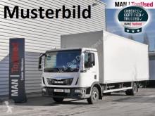 Camion fourgon MAN TGL 12.250 4X2 BL Koffer 7,1m, LBW, Klima