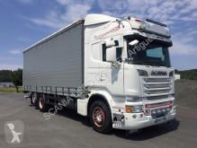 Camion Scania R 420 rideaux coulissants (plsc) occasion