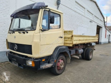 Mercedes LK 817K 4x2 817 Meiller 3 Seiten Kipper, 6-Zylinder truck used three-way side tipper