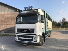 Camion bétaillère bovins Volvo FH 460 Globetrotter