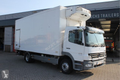 Used mono temperature refrigerated truck Mercedes Atego