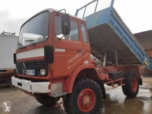 Renault 75.130 truck used cereal tipper