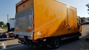 Camión Renault Midlum 180.08 furgón caja polyfond usado