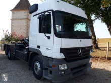 Camion polybenne occasion Mercedes Actros 2544 NL