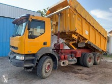 Camion benne Renault Kerax 385.34