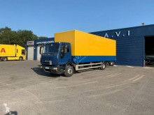 Iveco Eurocargo 140 E 22 truck used plywood box