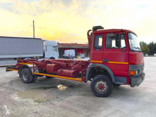 Camion Iveco 115 17 SCARRABILE polybenne occasion