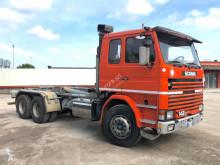 Камион мултилифт с кука Scania R 142 SCAABILE 6X2