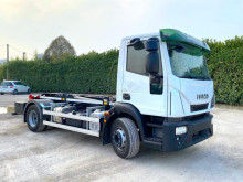Iveco hook arm system truck Eurocargo STRALIS 160 E 28 SCARRABILE