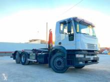 Camion polybenne Iveco Eurotech 260 E 31 SCARRABILE