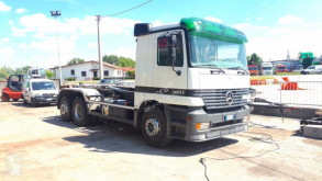 Camion polybenne Mercedes 18.31 SCARRABILE BALESTRATO ant E Post