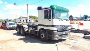 Camion Mercedes 18.31 SCARRABILE BALESTRATO ant E Post scarrabile usato