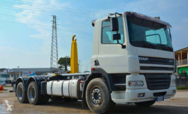 DAF CF SCARRABILE 480 N.V. AS85XC/E3 truck used hook arm system