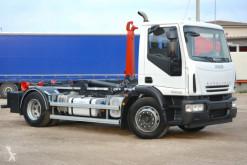 Iveco hook arm system truck Eurocargo SCARRABILE 190EL28 BALESTRATO ANTERIORE