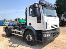 Iveco hook arm system truck 180 E 28 SCARRABILE