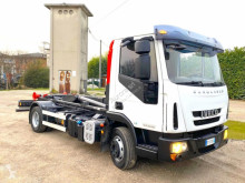 Iveco MINISTRALIS 100 E 22 SCARRABILE BALESTRATO A truck used hook lift