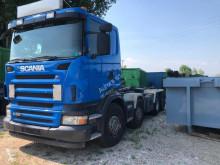 Caminhões Scania SCANIA R480 8X2 SCARRABILE FULL PNEUMATICO CON BAR poli-basculante usado