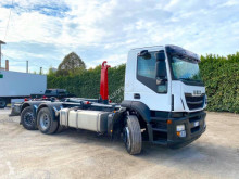 Iveco hook arm system truck 260 E 42 SCARRABILE