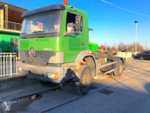 Camion Mercedes MERCEDES 18.28 4X4 SCARRABILE multiplu second-hand