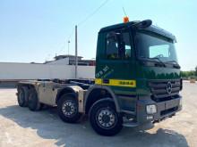 Kamión Mercedes Actros 32 44 SCARRABILE 8X4 hákový nosič kontajnerov ojazdený
